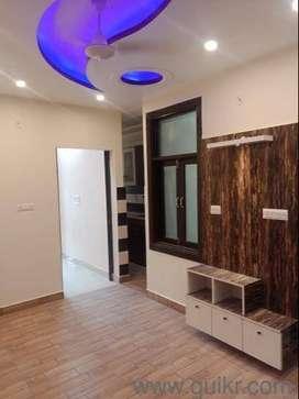 2bhk builder floor with granite marble flooring,false ceiling,90% loan