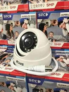 Pasang instalasi kamera CCTV + pasang plus dvr+Kabel 20Meter
