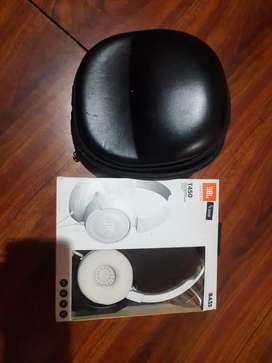 Headphone JBL T450 original White