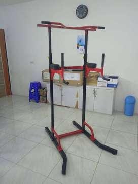 Chin Up Bar Total Fitness - Alat Pull Up / Leg Raise