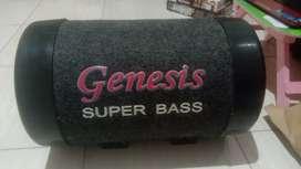 Audio full bass ganesis