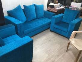 Brand New Five seater sofa set at very affordable