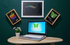 Laptop Editing, Render Ringan Hp14 Intel Core i5 Haswell Dual VGA