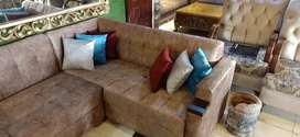 Stylish sofa sets by Grand interiors