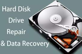 Professional Data Recovery from Hdd Hardisk Harddrive Pendrive Microsd