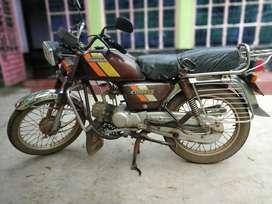 Good bike. No problem.