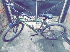 """""""MILLITARY EDITION"""" Brand New Kross Bicycle"""