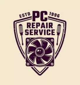 PC and Laptop repair and maintenance OS instalation