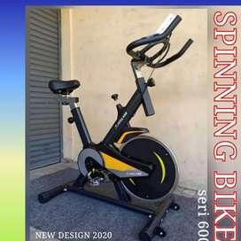 spinning bike spin FC-600 sepeda statis TR-219 alat fitnes