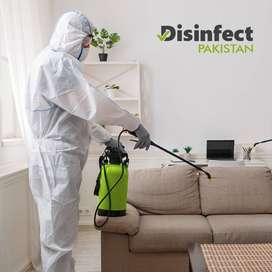 20 % off Disinfection and sterilization service