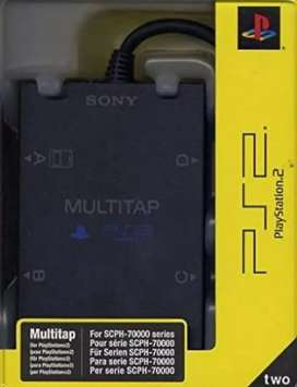 SONY PS-2 MULTI-TAP  FOR GAMING PLAYSTATION. 2 for 2,000