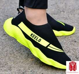 Sports Shoes Men's Sports Shoes Material: Outer Material -  Mesh, S