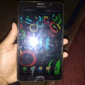 Samsung  j max  tab   for sale