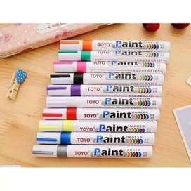 HS spidol toyo paint marker
