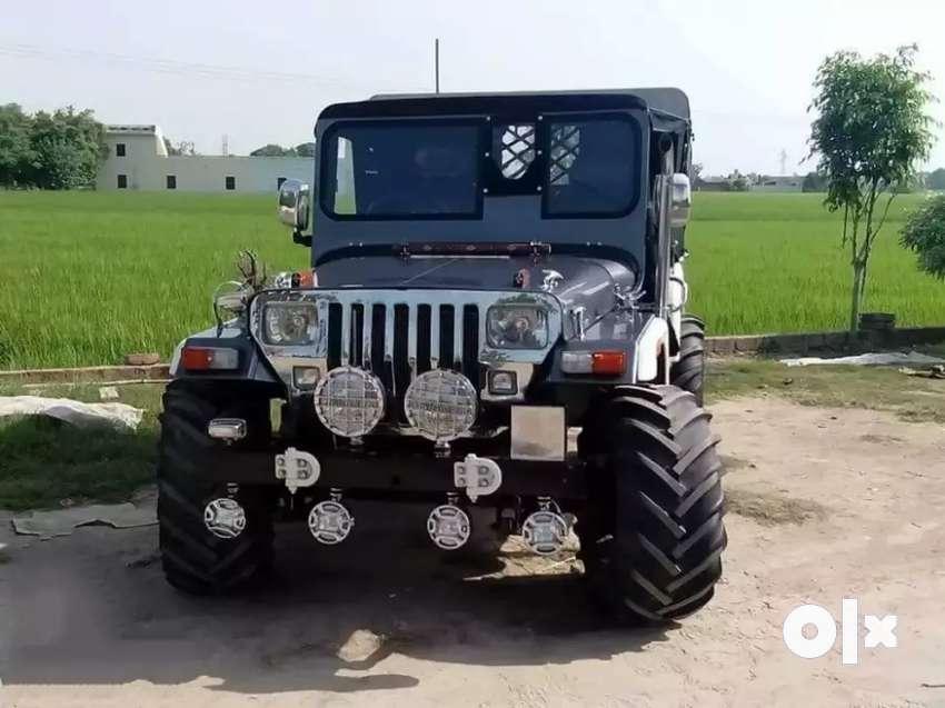 Rajinder motors Full modified Jeep 0