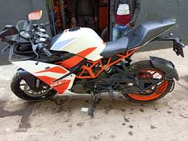 First test drive my rc bike ful condition mentioned one hand used bike