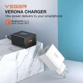 Veger Verona Original 2,4 A Quick Charge 3.0