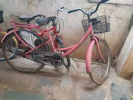 Bicycle For Girls.