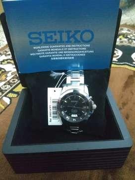 Jam tangan seiko snq147p1