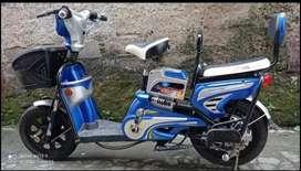 Sepeda Listrik Super Cendrawasih 2