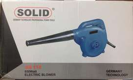 Solid electric dust blower -650 watts-- variable speed