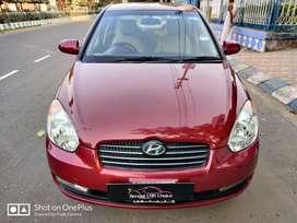 Hyundai Verna 2006-2009 Xi (Petrol), 2007, Petrol
