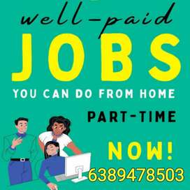 We have a need of male/female candidates,