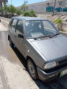 Suzuki mehran first owner