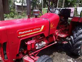 Mahindra bumiputra 475 di along with all set
