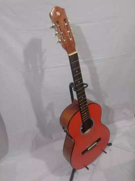 Gitar akustik Clasik nilon elektrik new