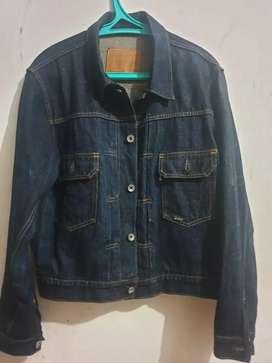 Jaket jeans  RPM selvedge