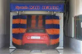Automatic Car Wash Unit (Made In Germany)