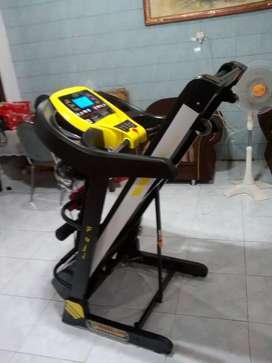 Alat olahraga treadmill fuji