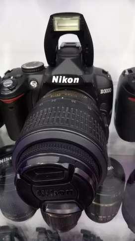 Kredit Kamera Dslr Nikon D3000