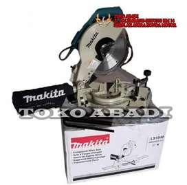 Mesin Potong Aluminium Miter Saw Machine Makita LS1040 LS 1040