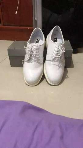 Sepatu PDH Jatah TNI AL