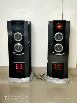 Cemex Home DJ Speaker With 6 Woofer 8 inch each