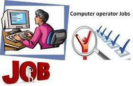 Opening for Computer Operator( Female) In East Delhi