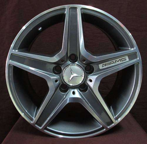 velg racing mercy ring 19 tipe sl63 warna grey 0