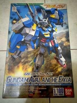 Gundam Avalanche Exia 1:100 NG, Bandai