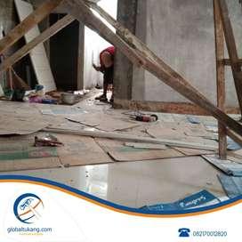 Tukang renovasi/perbaikan rumah rusak dan tukang bangunan rumah