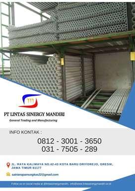 """PIPA PVC PARALON SUPRAMAS AW + MOF 1 1/2"""" 4M/BTG"""