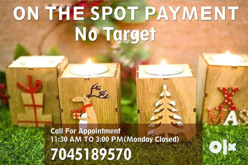 Candle Making Work From Home On The Spot Payment 0