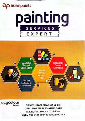 Asian Paints Painting Service