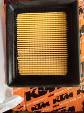 KTM SPARE PART FILTER ELEMENT