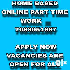 Comfortable work get fixed salary every week in home based offline job