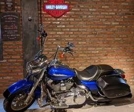 Harley Road King 1700cc Th.2007 Super Mulus Full Original RoadKing