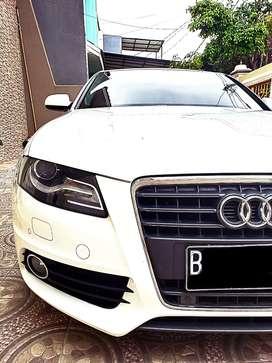 Audi A4 Tipe Sport S-Line Th 2012 A/T Low Km Tgn 1 Kondisi Istimewa !