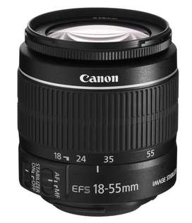 Canon 18_55mm lens 10/10++ just like new