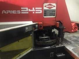 Turun harga !! Punching machine cnc AMADA aries 245